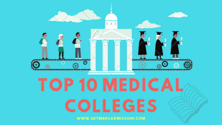 Top 10 Best Medical Colleges in India for 2020