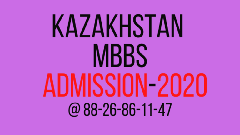 kazakhstan mbbs admission